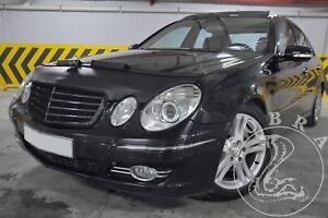 Car-Bonnet-Hood-Bra-For-MERCEDES-E-Class-W211-2003-2004-2005-2006-2007-2008-2009