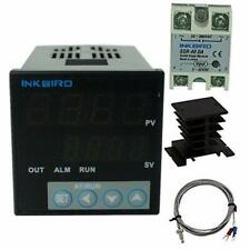 Pid Thermostat F C Display Stable Digital Temperature Controller Heating Cooling