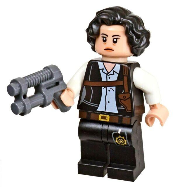 LEGO BATMAN - CHIEF O'HARA Minifigure - 853651 - GCPD Officer, Batman Movie, DC