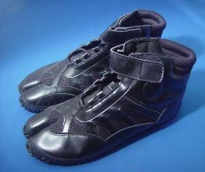Marugo-034-Sport-Jogs-034-Tabi-Sneakers-Noir-Black
