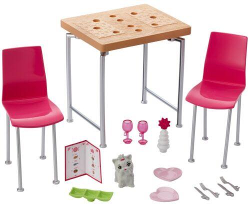 Barbie Date Night /& Accessories Playset