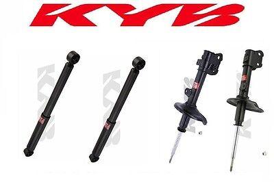 4-KYB Excel-G Struts/Shocks (2-Front & 2-Rear) MDX Pilot 334364/ 334365 / 344353