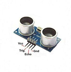 Ultraschall-Modul-Sensor-Abstandsmessung-Typ-HC-SR04-f-Arduino-Raspberry-Pi