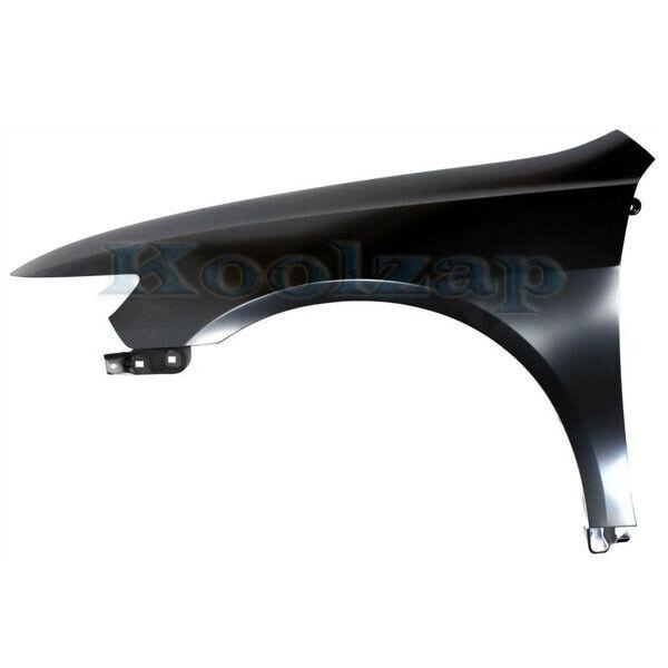 04-08 TSX Front Fender Quarter Panel Left Driver Side LH