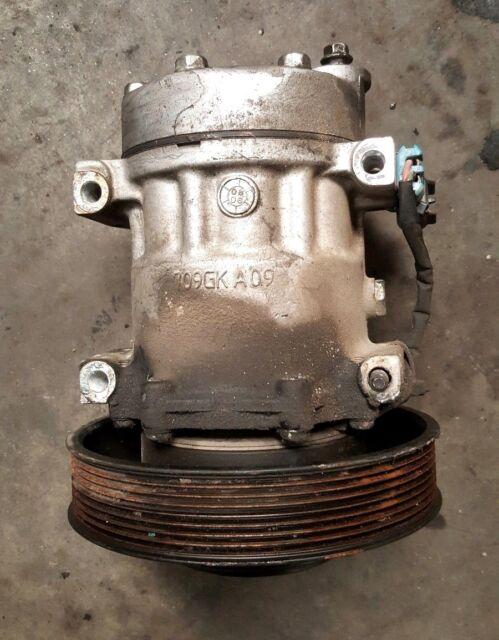 AC Ref Compressor OEM Sanden Model No U 4326 20721587 off VOLVO D13 Engine  Part
