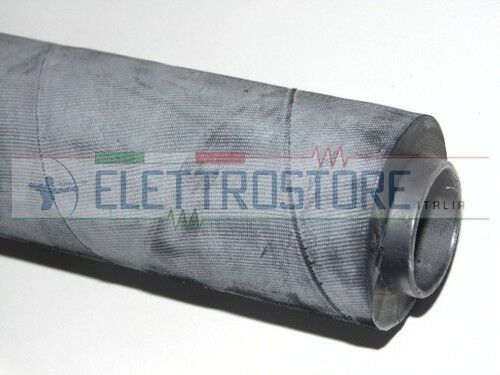 +31,5cm BASTONE BATTIFILTRO D.40mm Lunghezza 30,5cm TUBO GOMMA