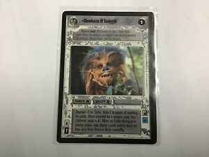 Star-Wars-Game-Card-Chewbacca-Of-Kashyyyk-Endor-Wookie-Scout-Light-Side