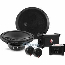 "Rockford Fosgate P165-se 240w 6.5"" 2 Way Euro Fit Component Speakers P165SE"