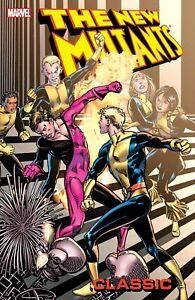 The New Mutants Classic (Volume 6) TP - Marvel Comics Graphic Novel, X-Men - NEW