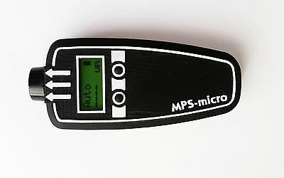 DIGITAL PAINT COATING THICKNESS GAUGE MPS-micro Fe/Zn/Al CRASH CAR TESTER