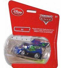 Disney Pixar Cars Disney Store Exclusive DJ Die Cast  Bubble package NEW