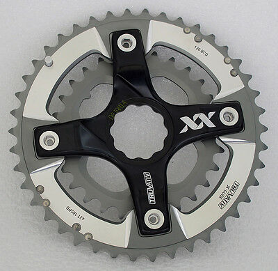 SRAM Truvativ XX 42-28 T Chainring Set and Spider for Specialized S-Works Crank