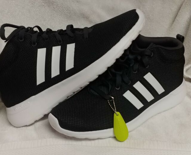 Adidas Cf Lite Racer Mid Running Shoes 10.5
