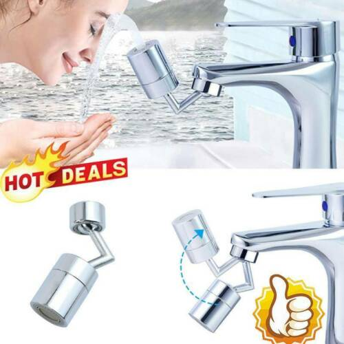 Universal Splash Filter Faucet 720° Rotate Water Outlet Faucet 2020
