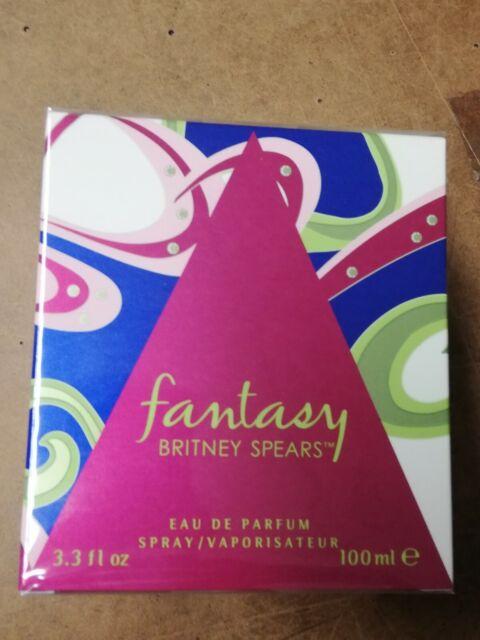 Britney Spears Fantasy Perfume for Women 3.3 oz EDP Spray New