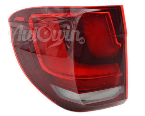 BMW X5 Series F15 Rear Taillight In Side Panel Left Side Original OEM USA