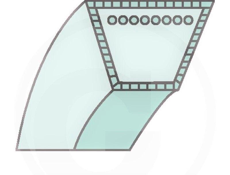 Keilriemen- Satz für ALKO Balkenmäher BM 660, 870, 875, 407160, 407160, 407160, 407127, 407046 | Passend In Der Farbe  | Elegante Und Stabile Verpackung  d1d8cf