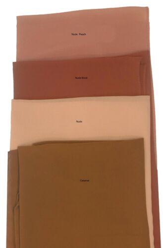 Chiffon Scarf Wrap Hijab Wedding Bridal Party Plain Maxi Big Size 70 Cm x 180 Cm