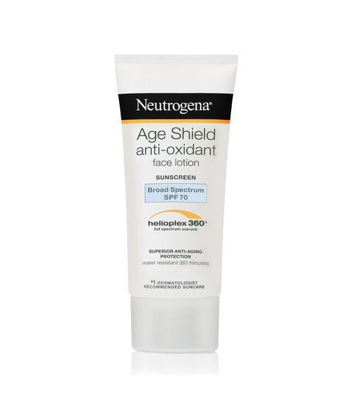 Neutrogena Age Shield Face Sunblock SPF 70 3 oz