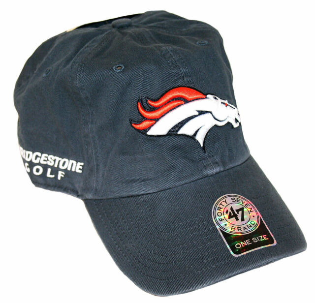 BRIDGESTONE NFL Golf Hats Denver Broncos 9nfldv  de28db91a1f