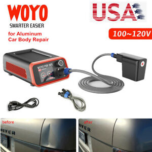 WOYO PDR009 Paintless Dent Repair Tool PDR Removal for Aluminum Body Remover Kit