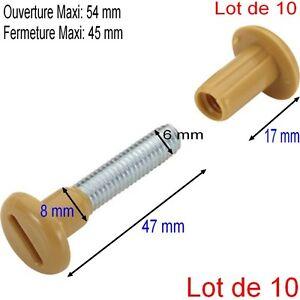 ... 10 Vis D 039 Assemblage Liaison Percage 8