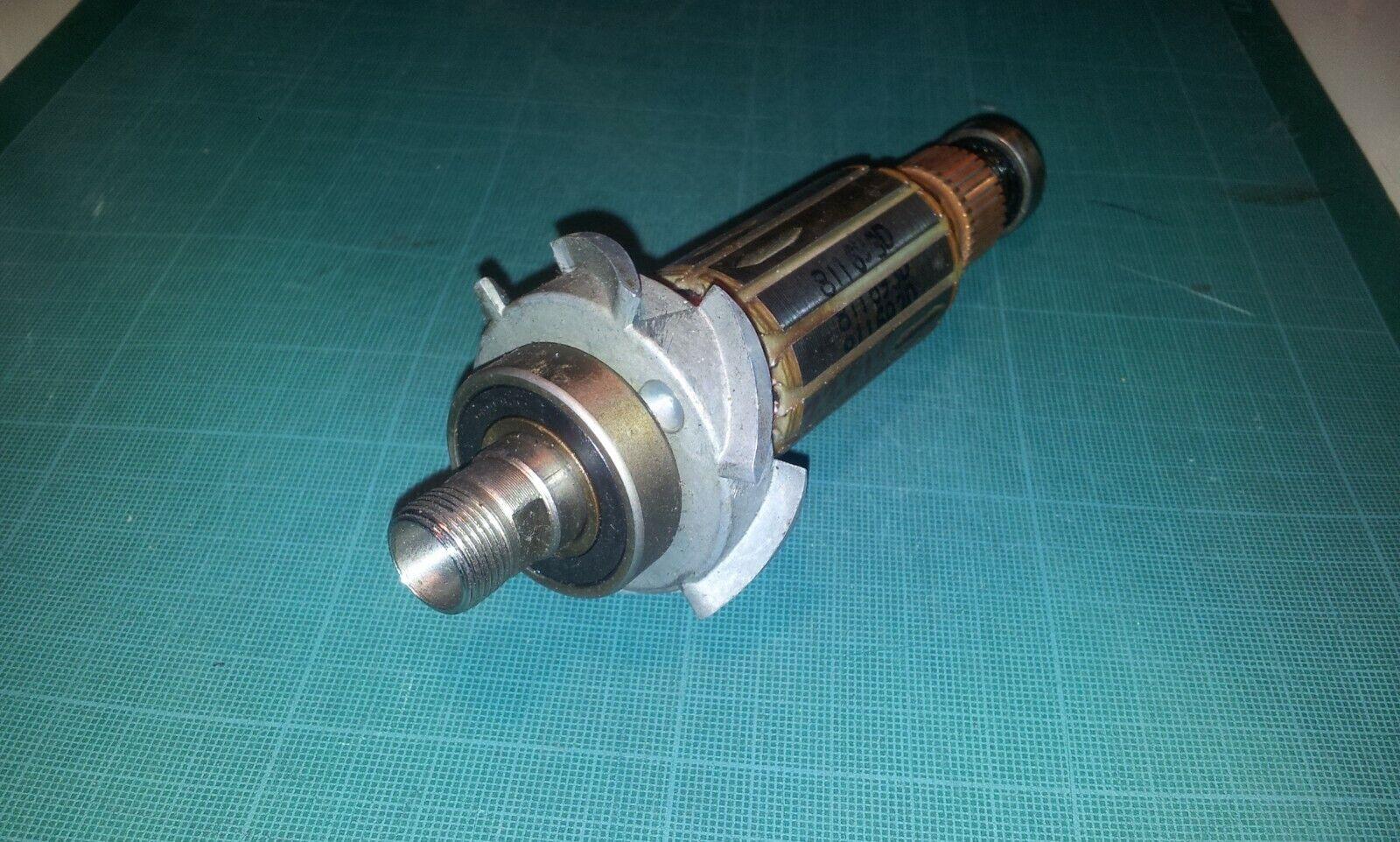 Armature cm Anker, Rotor Motor for ORIGINAL MAKITA ROUTER 3700B  220-240V