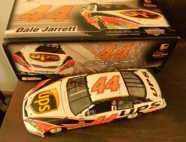 2007 Diecast Car 1//24 Dale Jarrett UPS//Kentucky Derby 133 Churchill Downs May 5