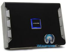 ALPINE PDR-M65 MONOBLOCK 1300W MAX SUBWOOFERS SPEAKERS CAR STEREO BASS AMPLIFIER
