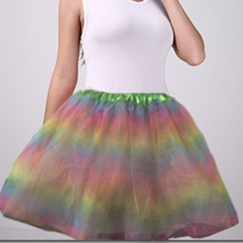 Girl Women Adult Tutus Skirts Mini Ballet Princess Fancy Dress For EU Size 32-58