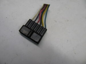 1957 Chevy - Turn Signal Wiring Harness Connector | eBay