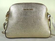 ada1dd52c19e2 item 3 Michael Michael Kors Mercer Medium Dome Pale Gold Leather Messenger  Bag -Michael Michael Kors Mercer Medium Dome Pale Gold Leather Messenger Bag