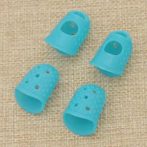 4PCS Sewing Tool Finger Thimble Ring Protector Sewing Handmade Craft Tool