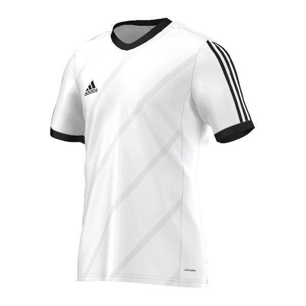 Adidas Tabela 14 short Sleeve Jersey White Black