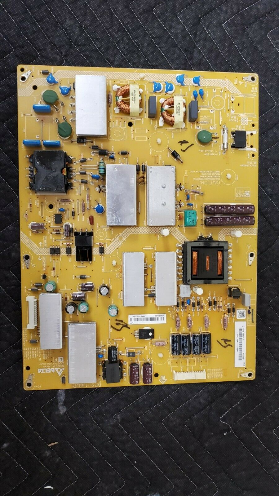 Pukido Original for Sharp LCD-46G100A power board JSI-461801A RUNTKA676WJQZ Plug Type: Universal