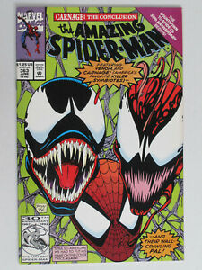 Amazing Spider Man # 321-370 US Marvel 1989-1992 VFN NM Select/selection