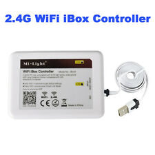 2.4G Mi.light Wireless Wifi ibox Controller for RGB/RGBW/RGB+CCT LED Bulb /Strip
