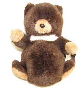 Sunbear Stuffed Animal, San E Sun Bear Stuffed Plush Back Pack Ebay