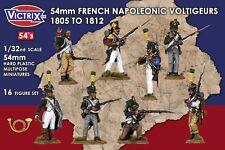 Victrix VX5403 - French Napoleonic Voltigeurs        (1/32) 54mm Plastic Figures