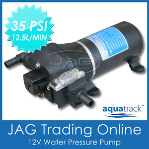 Caravan//Boat//RV 35 PSI WATER PUMP PRESSURE SWITCH 12V 24V FOR DIAPHRAGM PUMP