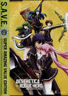 Aesthetica of a Rogue Hero: The Complete Series - S.A.V.E. (DVD, 2015, 2-Disc Set)