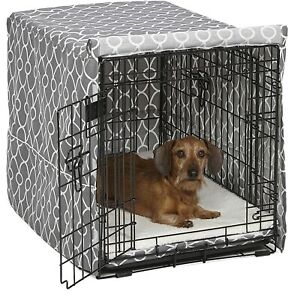 Dog-Crate-Cover-Privacy-Dog-Crate-Cover-Fits-MidWest-Dog-Crates-30inch