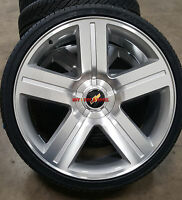 22 Chevy Texas Edition Style Rims 5 Lug Wheels 5x127 Tahoe Gmc Suburban Caprice