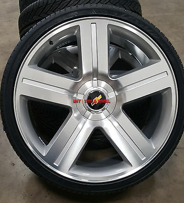 20  Wheels & Tires Chevy Texas Edition Style Rims Silverado 1500 Silver Mch Sale