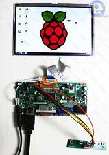 7inch HDMI+DVI+VGA+Audio NT68676.2A 1280X800 LCD Controller kit for Raspberry Pi