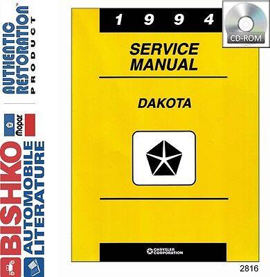 1994 dodge dakota wiring 1994 dodge dakota truck shop service repair manual cd engine  truck shop service repair manual cd