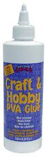 Helmar Craft & Hobby PVA Glue 8.45 fl.oz.