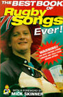 The Best Book of Rugby Songs Ever! by Gavin Mortimer (Paperback, 1998)