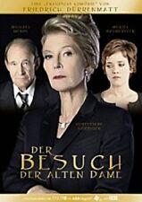 DER BESUCH DER ALTEN DAME DVD CHRISTIANE HÖRBIGER NEU