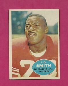 1960-TOPPS-115-SAN-FRANCISCO-J-D-SMITH-ROOKIE-EX-MT-CARD-INV-A4135